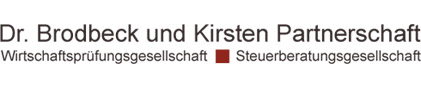 Dr. Brodbeck und Kirsten Partnerschaft, Wirtschaftsprüfungsgesellschaft, Steuerberatungsgesellschaft